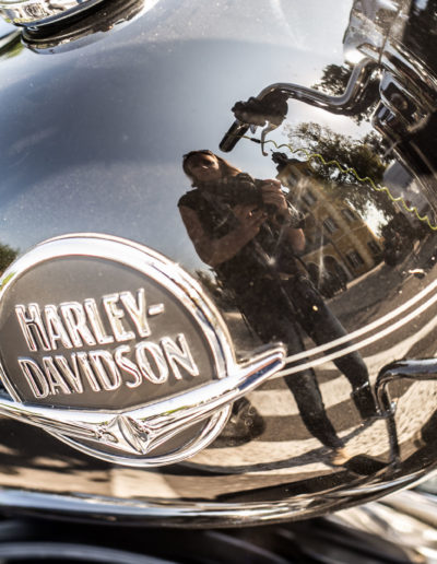 Harley találkozó Faaker See