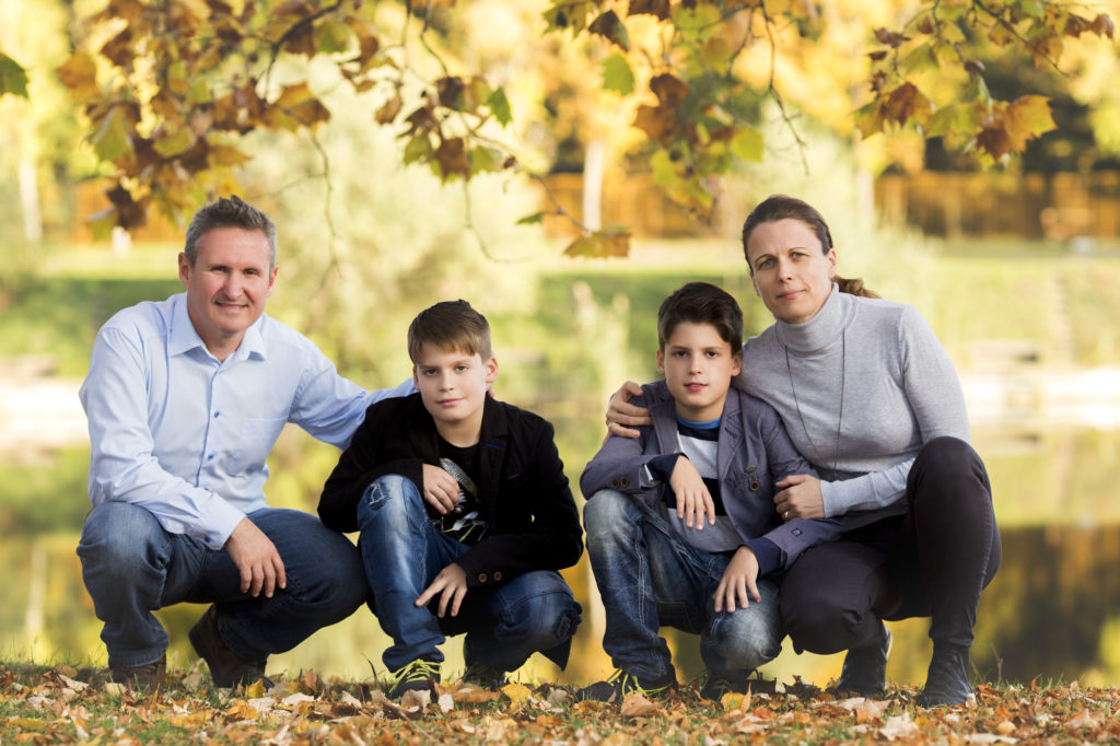 A Király család